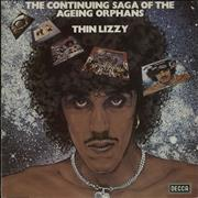 Click here for more info about 'Thin Lizzy - The Continuing Saga Of The Ageing Orphans'