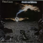 Click here for more info about 'Thin Lizzy - Thunder And Lightning + EP'