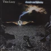 Click here for more info about 'Thin Lizzy - Thunder And Lightning'