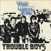 Click here for more info about 'Thin Lizzy - Trouble Boys - Inj'