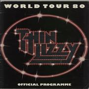 Click here for more info about 'Thin Lizzy - World Tour 80 + Ticket Stubs'