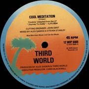 Click here for more info about 'Third World - Cool Meditation'