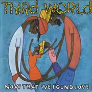 Click here for more info about 'Third World - Now That We've Found Love - P/S'