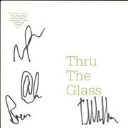 Click here for more info about 'Thru The Glass - Autographed'