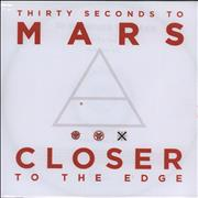 Click here for more info about 'Thirty Seconds To Mars - Closer To The Edge'