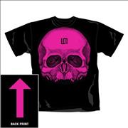 Click here for more info about 'Thirty Seconds To Mars - Large Skull T-Shirt - XL'