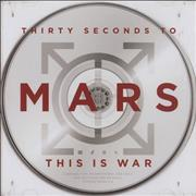 Click here for more info about 'Thirty Seconds To Mars - This Is War'