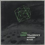 Click here for more info about 'Thom Yorke - Tomorrow's Modern Boxes - White Vinyl + Sealed'