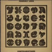 Click here for more info about 'Thomas Leer - Contradictions - Double 12