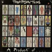 Click here for more info about 'Thompson Twins - A Product Of....'