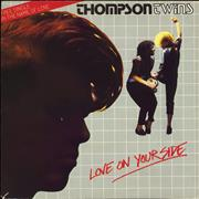 Click here for more info about 'Thompson Twins - Love On Your Side + Bonus 7