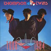 Click here for more info about 'Thompson Twins - Tour 1984'