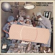 Click here for more info about 'Three Dog Night - Hard Labor'