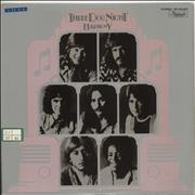 Click here for more info about 'Three Dog Night - Harmony - White label'