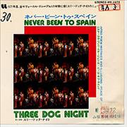 Click here for more info about 'Three Dog Night - Never Been To Spain'