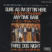 Click here for more info about 'Three Dog Night - Sure As I'm Sittin' Here'