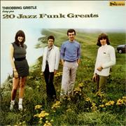 Click here for more info about 'Throbbing Gristle - 20 Jazz Funk Greats + Poster'