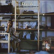 Click here for more info about 'D.O.A The Third And Final Report Of Throbbing Gristle'