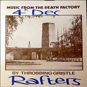 Click here for more info about 'Throbbing Gristle - Music From The Death Factory - Rafters 4th December'