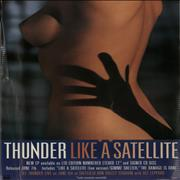 Click here for more info about 'Thunder - Like A Satellite'
