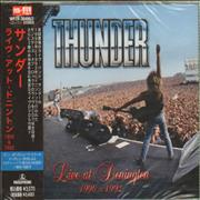 Click here for more info about 'Thunder - Live at Donington'