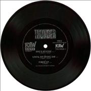 Click here for more info about 'Thunder - Raw Cuts Number 6 - Flexi'