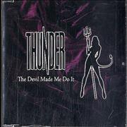Click here for more info about 'Thunder - The Devil Made Me Do It'