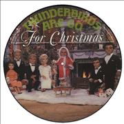 Click here for more info about 'Thunderbirds - Thunderbirds Are Go For Christmas'