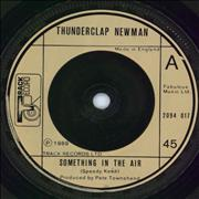Click here for more info about 'Thunderclap Newman - Something In The Air'
