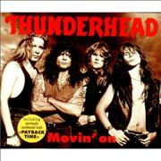 Click here for more info about 'Thunderhead - Movin' On'