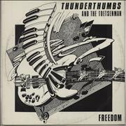 Click here for more info about 'Thunderthumbs & The Toetsenman - Freedom - EX'