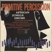 Click here for more info about 'Thurston Knudson - Primitive Percussion: African Jungle Drums'