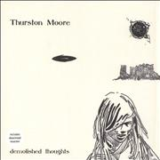 Click here for more info about 'Thurston Moore - Demolished Thoughts - Blue Vinyl'