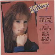 Click here for more info about 'Tiffany - Feelings Of Forever'
