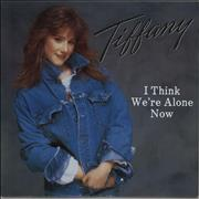 Click here for more info about 'Tiffany - I Think We're Alone Now'