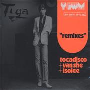 Click here for more info about 'Tiga - You Gonna Want Me - Remixes'