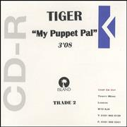 Click here for more info about 'Tiger (Indie) - My Puppet Pal'
