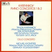 Click here for more info about 'Tikhon Khrennikov - Piano Concertos 1 & 2'