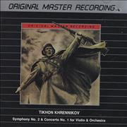 Click here for more info about 'Tikhon Khrennikov - Symphony No. 2 & Concerto No. 1 For Violin & Orchestra'