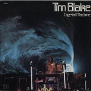 Click here for more info about 'Tim Blake - Crystal Machine - EX'