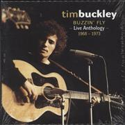 Click here for more info about 'Tim Buckley - Buzzin' Fly: Live Anthology 1968 - 1973 - Sealed'
