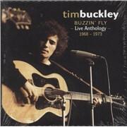 Tim Buckley Buzzin' Fly: Live Anthology 1968 - 1973 - Sealed UK cd album box set