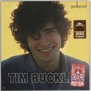 Tim Buckley Goodbye And Hello (Mono) - 180gram Vinyl - Sealed UK vinyl LP