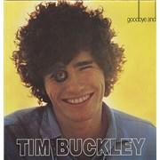 Tim Buckley Goodbye And Hello Germany vinyl LP
