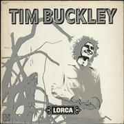 Click here for more info about 'Tim Buckley - Lorca - 1st Butterfly label - RL'
