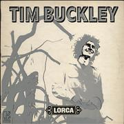 Click here for more info about 'Tim Buckley - Lorca - 1st'