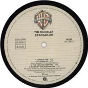 Tim Buckley Starsailor Italy vinyl LP