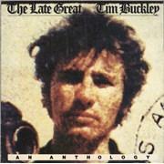 Tim Buckley The Late Great Tim Buckley - An Anthology Australia vinyl LP
