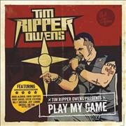 Click here for more info about 'Tim 'Ripper' Owens - Play My Game'