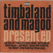 Click here for more info about 'Timbaland - Present EP'